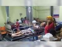 Baru Tiba di Kampung Halaman, Seorang Jemaah Haji Asal Bojonegoro Dilarikan ke Rumah Sakit