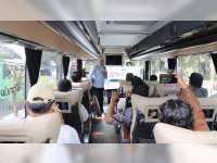 Percepat Pembangunan Infrastruktur, Bupati Bojonegoro Lakukan Kunjungan ke Exit Tol Nganjuk