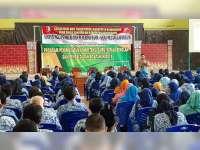 Dinas Pendidikan Kabupaten Bojonegoro Dapat Sosialisasi Saber Pungli
