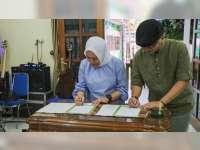 Kembangkan Ekonomi Kreatif, Pemkab Bojonegoro Tandatangani MoU dengan ICCN