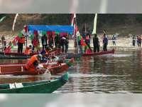 Festival Prau Tambangan Jipangulu - Sentono, Berlangsung Meriah
