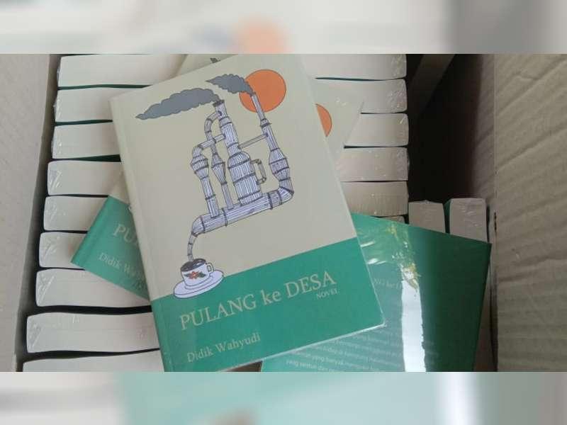 'Pulang ke Desa', Novel Berlatar Desa Daerah Migas