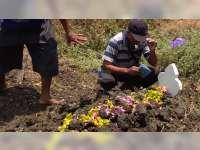 Mayat Mr X yang Tenggelam di Bengawan Solo di Kanor Bojonegoro, Dimakamkan