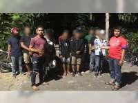 Polisi di Bojonegoro Kembali Tindak 15 Orang yang Didapati Minum-Minuman Keras di Tempat Umum