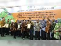 Pemkab Blora Terima 2 Penghargaan dari Menteri Kesehatan RI