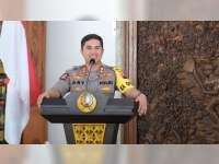 Pengamanan Pilkades, Polres Bojonegoro Gelar Operasi Mantab Praja Angling Dharma 2020
