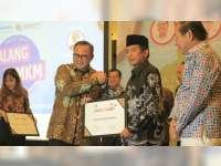 Pemerintah Kabupaten Bojonegoro Terima Penghargaan ICSB Indonesia City Award 2019