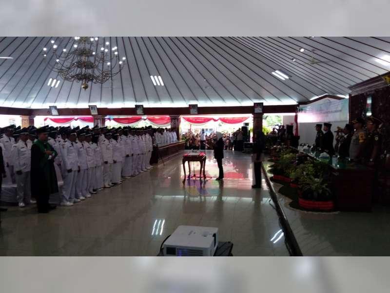 Inilah Syarat Pendaftaran Bakal Calon Kepala Desa, Pilkades Serentak 2020 di Bojonegoro