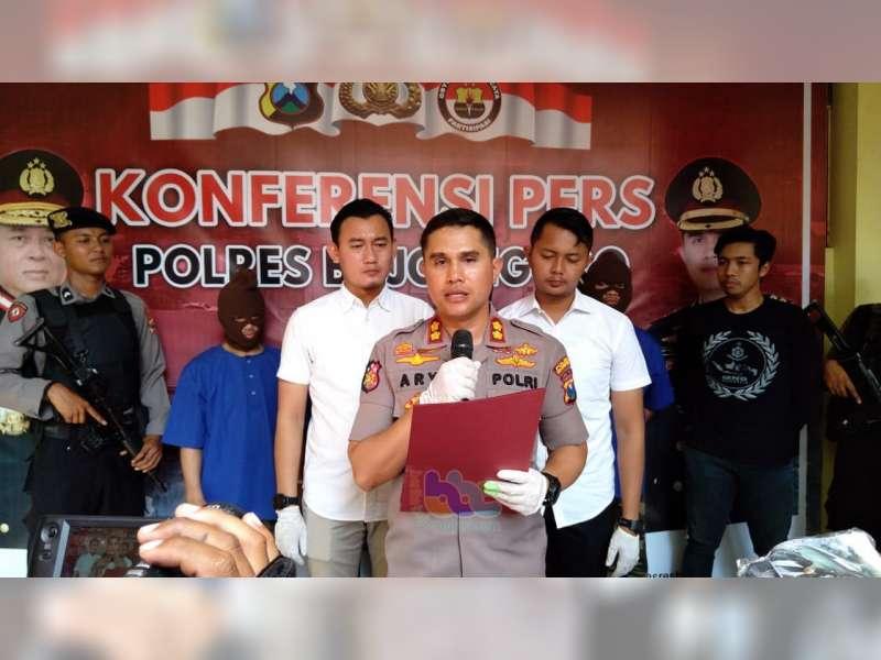 4 Warga Bandung, Pelaku Penipuan Melalui Medsos Ditangkap Polisi Bojonegoro