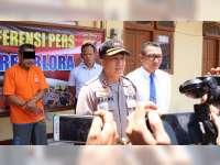 Polisi: Pembunuhan Warga Kedungtuban Blora Dilatar Belakangi Hubungan Asmara