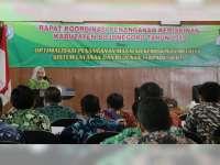 Pemkab Bojonegoro Gelar Rakor Optimalisasi Penanganan Masalah Kemiskinan