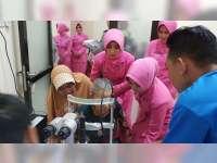 Sebanyak 8 Orang Penderita Katarak di Bojonegoro, Segera Jalani Operasi