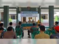 Sejumlah Desa di Sumberrejo Bojonegoro Laksanakan Pembentukan Panitia Pilkades