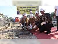 Pembangunan Perumahan Polri Bhayangkara Angling Dharma Residence di Bojonegoro Dimulai