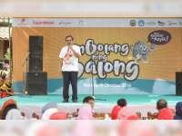 """EMCL Pamerkan Kerajinan Keramik di """"Mbolang ning Balong"""" Blora"""