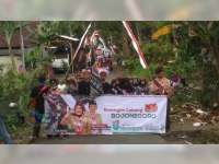 Kebersamaan Pramuka Bojonegoro Ikuti Jambore Daerah Jatim 2019 di Banyuwangi