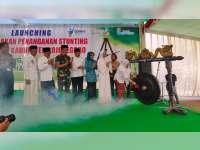 Bupati Bojonegoro Launching 1.000 Gerakan Penanganan Stunting