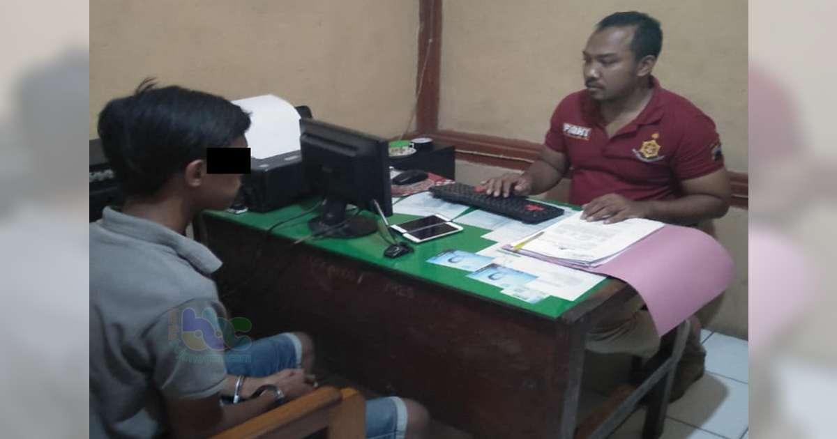 Warga Kapas Bojonegoro Pelaku Penipuan Jual Beli Motor Bekas Ditangkap Polisi Blora Beritabojonegoro Com