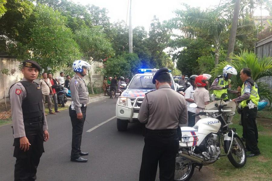 Satlantas Polres Bojonegoro Sita 9 Sepeda Motor Yang Digunakan