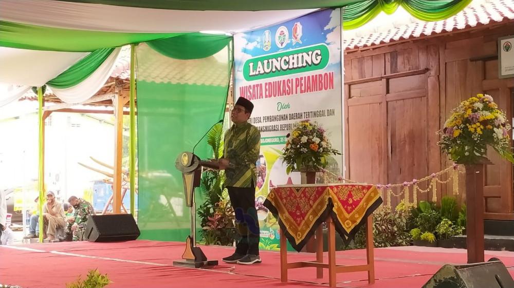 Menteri Desa Pdtt Hadiri Launching Wisata Edukasi Pejambon Bojonegoro Beritabojonegoro Com